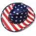 CH8452 Cowboy Flag Hat
