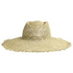 CH9401 Trophy Gal Straw Hat, Natural