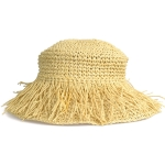 CH9402 Trophy Gal Straw Hat, Natural
