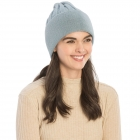 CH9409 Solid Color Knit Beanie, Blue