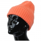 CH9413 Solid Color Knitted Beanie, Coral