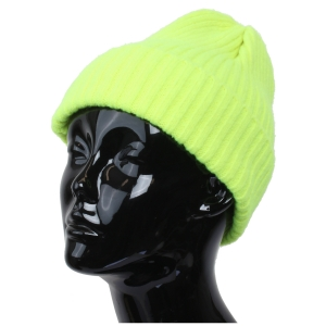 CH9413 Solid Color Knitted Beanie, Green
