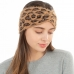 CHB1965 Soft Frizzy Fabric Knot Headband, Camel