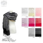CK031 Metallic Long Shawl/Scarf