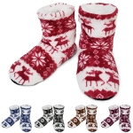CK6001 Reindeer Boots Room Shoes