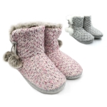 CK6003A Fur Boots Slipper