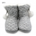 CK6003A Fur Boots Slipper
