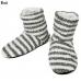 CK6003 Stripe pattern Room Shoes