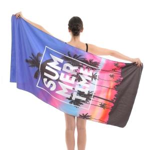 CM0004 Summertime Sunset Beach Towel/Mat