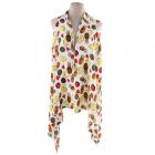 CMF3851 Fruit Print Vest