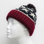 CMH1100 US FLAG KNIT HAT