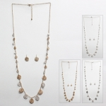 CN10879 NECKLACE SETS