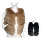 CP7536 Faux Fur Vest