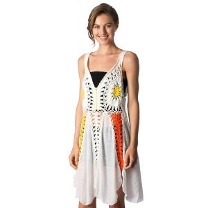 CP8552 Crochet One Piece Dress