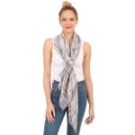 CS1031 Watercolor Tie-dye Lightweight Scarf, Grey
