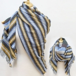 CS2532 Over Size Square Scarf