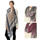 CS6014 STRIPED SCARF