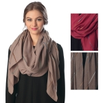 CS6034 MULTI-LINED SCARF