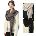 CS6036 Line Edge Scarf