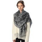 CS6054 MIXED PATTERN VISCOSE SCARF