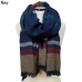 CS6092 Stripe Blanket Scarf