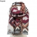 CS6096 Geometric Pattern Blanket Scarf