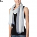 CS7002 Color Block Stripe Scarf