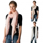 CS7026 Tassel Edge Oblong Scarf