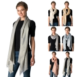 CS8335 Metallic Scarf
