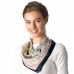 CS8341 Paisley Pattern Square Neck Scarf