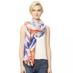 CS9302 Tropical Flower Sarong Scarf