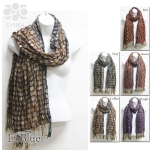 CY1904 Embossed Scarf