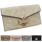 F6131 Bee Accent Envelope Clutch