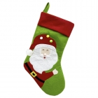 FC-03 Christmas Decoration Big Sock - Cute Santa