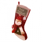 FC-04 Christmas Decoration Pop-up Big Sock - Snowman