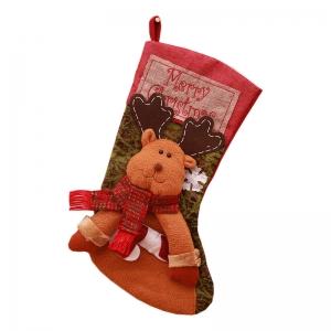 FC-04 Christmas Decoration Pop-up Big Sock - Reindeer