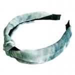 FH025 Tie-Dye Pattern Headband, Green