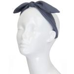 FHE0240 Stripe Twisted Bow-tie Headband