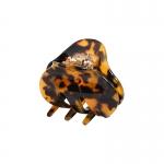 FHW095 Marbel Oval Shape Mini Claw, TOR