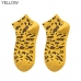 FO005 Leopard Pattern Low-ankle Socks (Assorted Pack)