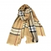 FS029 Simple Plaid Pattern Scarf