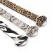 FSA007 Animal Print Pattern Belt - Leopard