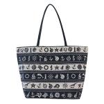 FSB19028 Woven Beach Bag (Tote)