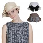 HC1046 Ladies Ribbon Bow Hat