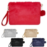 HT128 Fur Bag Plain