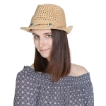 HY1029 Fedora with Accent