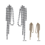 IER3658 Mid Dripping Earring (DZ)