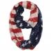 IS1127 Vintage Americana Infinity scarf
