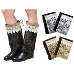 IW0103 Lace Boots Cuff