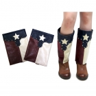 IW0107 Cowboy Boots Cuff